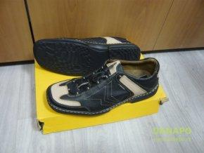 34807 nadmerna velikost panske boty obuv orto 550 cerne