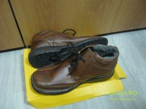 34831 nadmerna velikost panske zimni boty obuv orto dragon d 318