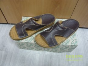 34837 nadmerne panske kozene sandaly boty orto