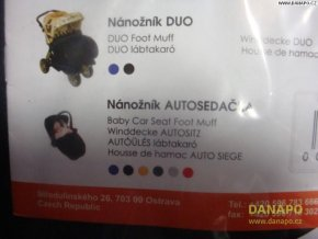 34912 nanoznik na autosedacku cerny