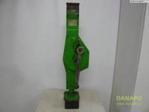 Ocelový zvedák Heger s pevnou patkou TYP 449 S 3
