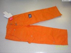 35461 3 oranzove kalhoty dodipetto vel 110