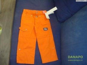 35461 oranzove kalhoty dodipetto vel 110