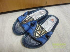 35776 panske nazouvaky pantofle firefly gumove