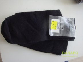 35827 panske ponozky podkolenky vel 29 31 bonastyl
