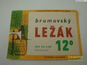37024 pivni etiketa brumovsky lezak 12