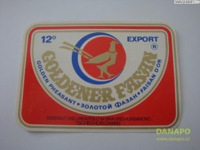 37060 pivni etiketa goldener 12