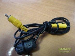 38035 propojovaci kabel redukce cinch jack 2 5mm