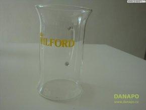 38896 sklenice cira s uchem na caj milford