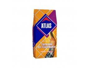 """Spárovací tmel """" spárovačka """" Atlas úzká 2-6 mm (Barva 040 Mořská, Hmotnost 5 Kg)"""