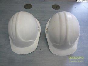 Stavební ochranná přilba JSP - Bílá