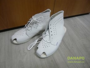 40249 uni ortopedicka zdravotna obuv bila artra 41