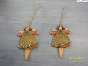 40417 vanocni dekorace sadrovy andelicek noell 5
