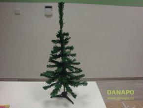 40462 vanocni stromecek umelohmotny s podstavcem 60 a 90 cm