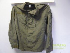 40780 vojenska bluza bunda kittel heereseigentum