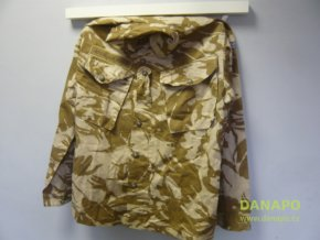Vojenská košile tropical Desert DPM UK (Typ 180/112)