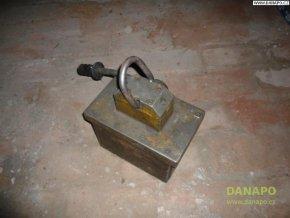 41275 zvedaci bremenovy magnet 1000kg