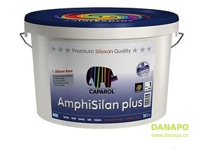 42508 caparol amphisilan plus fasadni silikonova barva 10l