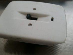 Sporákový vypínač / sporáková přípojka 25A / 380V zápustný