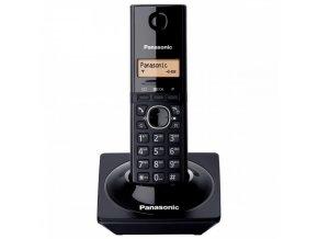 Bezdrátový telefon digitální Panasonic KX-TG1711 HGB černý