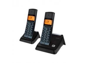 Bezdrátový telefon digitální Alcatel Versatis P100 DUO PACK