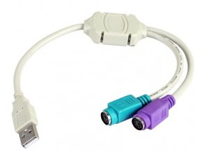 CABLE ADAPTADOR USB A PS2