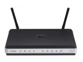 WIFI Routr bezdrátový D-Link DIR-615 wifi 300Mbps AP