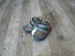Dětské celoroční boty Protetika Gabriel Grey