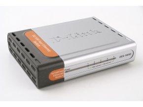 Switch přepínač 5-port D-Link DES-1005D 10/100