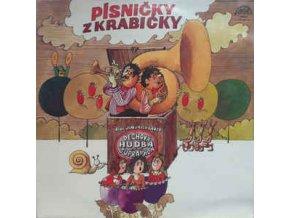 Dechová Hudba Supraphon – Pisničky z Krabičky 1979