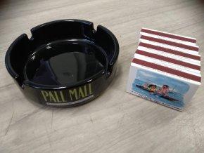"""Reklamní popelník """" PALL MALL """""""
