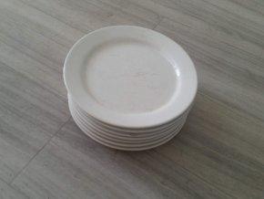 """Keramický dezertní talíř """" CHINA """" o19cm 7x"""