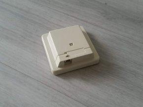 Telefonní zásuvka jednonásobná TZU Aa