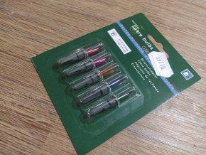 Vánoční žárovky náhradní 3V 0,07A  0,21W barevné