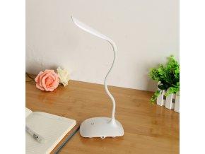 Dotyková LED lampička USB