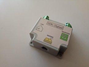 ADSL / ISDN Splitter rozbočovač