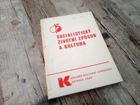 Dr. Jiří Marek - Socialistický životní způsob a kultura 1980