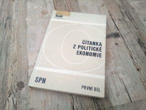 Čítanka z politické ekonomie - výňatky z prací klasiků marxismu-leninismu a ze stranických a vládních dokumentů
