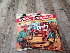 Rodokaps - romány do kapsy 1992