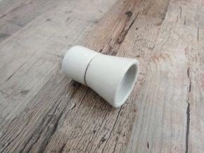 Porcelánová objímka 1332-837 E27