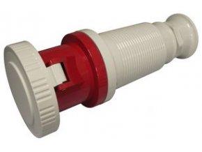 Zásuvka pro pohyblivý přívod 125A 400V IP67 Walther 379 406