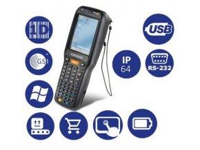 Mobilní terminál čtečka čárového kódu Datalogic Skorpio X3