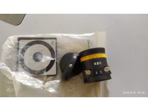 Spínač vačkový přepínač OBZOR VS16 400V R812 (vratná)