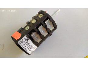 Spínač vačkový přepínač SEZ S 25V 02 P3 reverzační