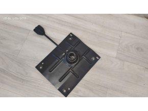 Kancelářská židle - spodní držák 200x150 mm