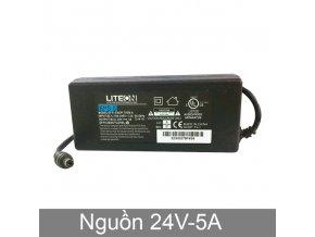Nabíječka / adaptér Liteon 24V 5A 120 W EPS-5