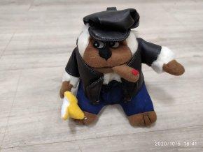 Dětská plyšová hračka - Opičák Kápo