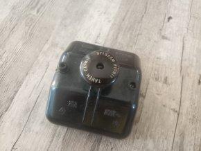 Bakelitové STOP tlačítko stiskací odpojovač MEZ 25A 380V