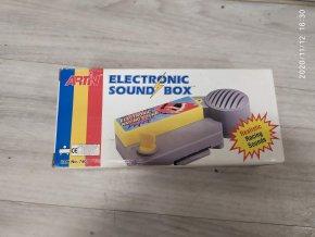 Vintage příslušenství pro autodráhu - ARTIN Electric Sound box