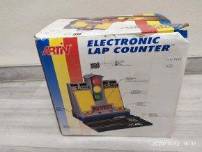 Vintage příslušenství pro autodráhu - ARTIN Electronic Lap Counter